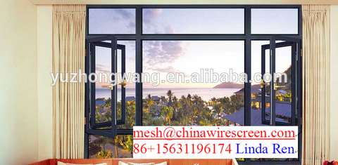 16*18mesh Door & Window /Mosquito shade window screen/Fly Wire Mesh on China WDMA
