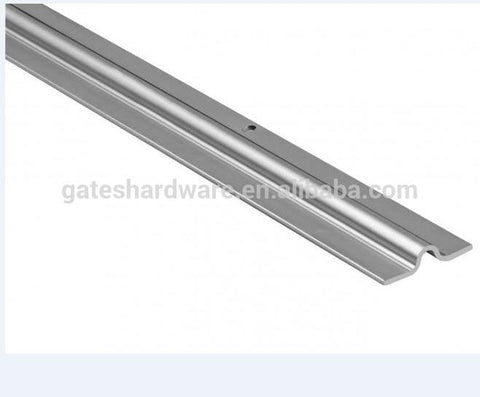 16mm and 20mm U shape Sliding Gate Ground Track on China WDMA