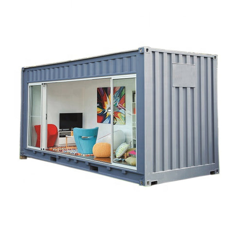 2-Story Luxury Portable New Shipping Container Home 40ft With Furniture on China WDMA