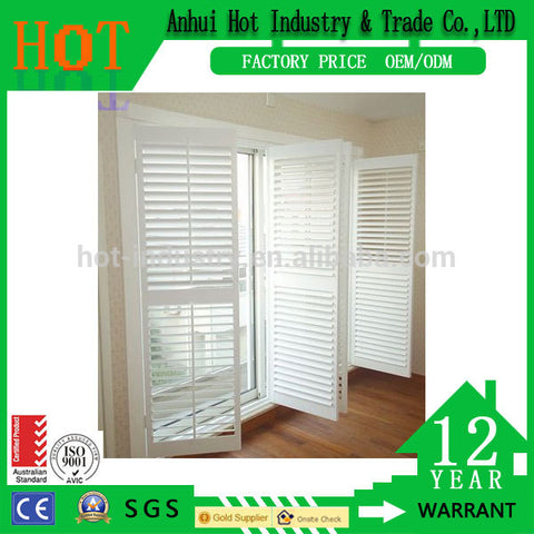 2016 New Fashion Interior Casement Window Comfortable Jalousie Windows High Quality Aluminum Glass Double Entry Doors/Window on China WDMA