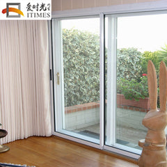 2018 China pvc/upvc french doors supplier, various style glass sliding door on China WDMA