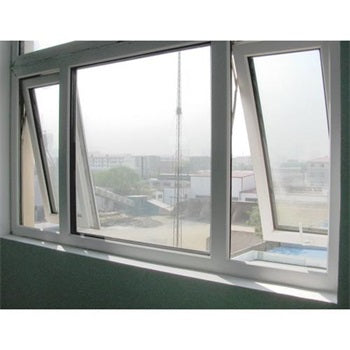 2018 Double Glass UPVC Windows Hung Windows Australian Standard Window on China WDMA