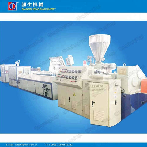 2018 professional maker pvc plastic shutter window production machine on China WDMA