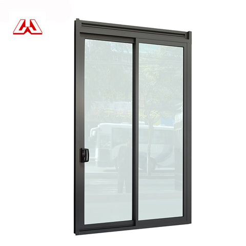 2019 Hot Sale High Speed Modern Internal Aluminum Screen Security Hotel Room Decorative Aluminum Sliding Door on China WDMA