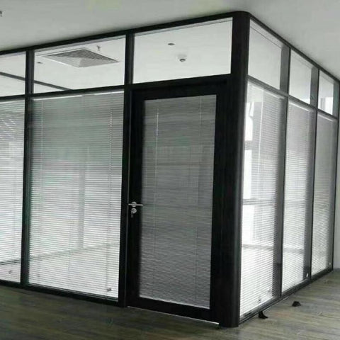 2019 shanghai high quality acrylic unfolding sliding doors used for commercial office building on China WDMA