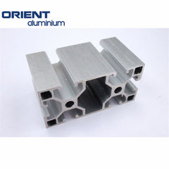 2020 3030 4040 5050 6060 8080 t slot framing aluminum extrusion profile for building on China WDMA