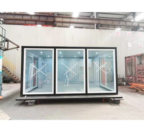 20ft and 20hc Prefabricated expandable container houses of the luxury economic expansion type in China low cost for sale on China WDMA