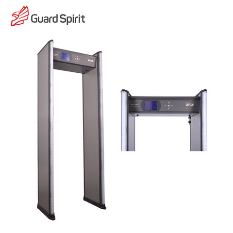 24 zone Color Screen Archway Metal Detector/Security Door Frame Metal Detector on China WDMA