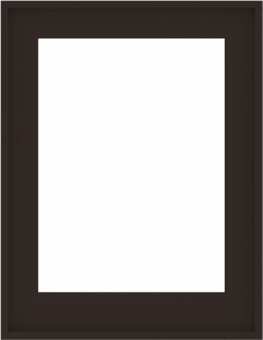 WDMA 28x36 (27.5 x 35.5 inch) Composite Wood Aluminum-Clad Picture Window without Grids-6