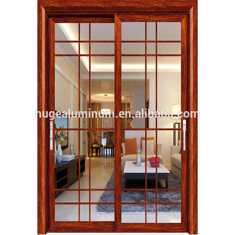 3 panel sliding patio door price gear rack vinyl door on China WDMA