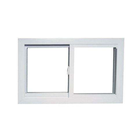 32x20 31x19 Sliding Windows White Vinyl With Buck Frame