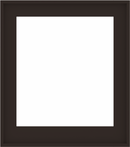 WDMA 32x36 (31.5 x 35.5 inch) Composite Wood Aluminum-Clad Picture Window without Grids-6