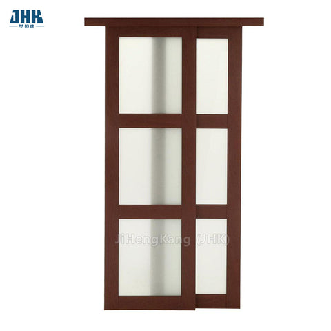 36 in. x 80 in. Standard/Ultimate White Metal Sliding Patio Screen Door on China WDMA