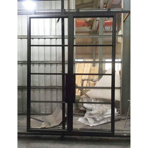 36 x 80 fancy customized frameless folding screen exterior pocket sliding glass japanese style doors on China WDMA