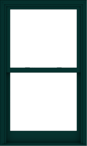 WDMA 36x60 (35.5 x 59.5 inch)  Aluminum Single Hung Double Hung Window without Grids-5