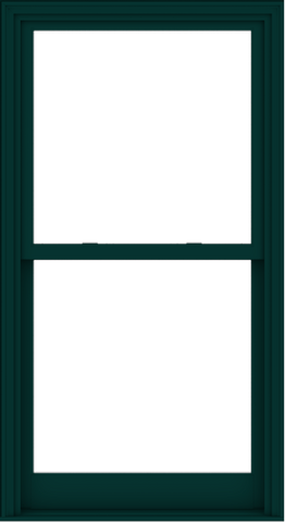WDMA 36x66 (35.5 x 65.5 inch)  Aluminum Single Hung Double Hung Window without Grids-5