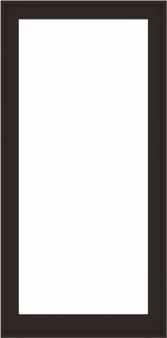 WDMA 36x72 (35.5 x 71.5 inch) Composite Wood Aluminum-Clad Picture Window without Grids-6