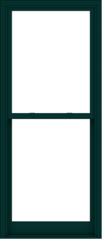 WDMA 36x84 (35.5 x 83.5 inch)  Aluminum Single Hung Double Hung Window without Grids-5