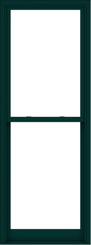 WDMA 36x96 (35.5 x 95.5 inch)  Aluminum Single Hung Double Hung Window without Grids-5