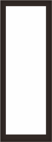 WDMA 36x96 (35.5 x 95.5 inch) Composite Wood Aluminum-Clad Picture Window without Grids-6