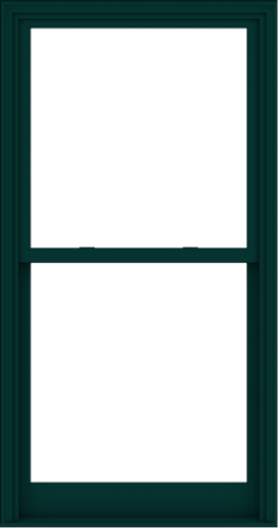 WDMA 38x72 (37.5 x 71.5 inch)  Aluminum Single Hung Double Hung Window without Grids-5
