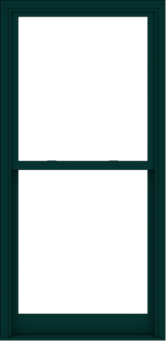 WDMA 38x78 (37.5 x 77.5 inch)  Aluminum Single Hung Double Hung Window without Grids-5