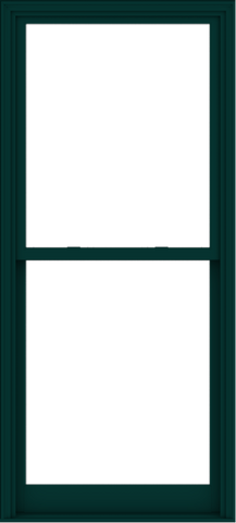 WDMA 38x84 (37.5 x 83.5 inch)  Aluminum Single Hung Double Hung Window without Grids-5