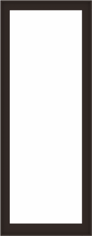 WDMA 38x96 (37.5 x 95.5 inch) Composite Wood Aluminum-Clad Picture Window without Grids-6