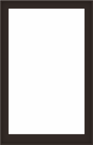 WDMA 44x68 (43.5 x 67.5 inch) Composite Wood Aluminum-Clad Picture Window without Grids-6