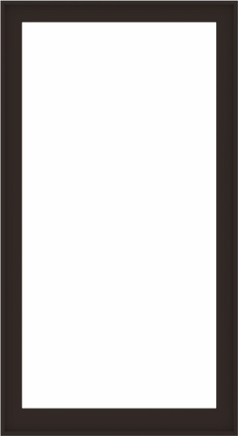 WDMA 44x80 (43.5 x 79.5 inch) Composite Wood Aluminum-Clad Picture Window without Grids-6