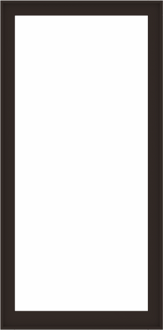 WDMA 44x88 (43.5 x 87.5 inch) Composite Wood Aluminum-Clad Picture Window without Grids-6