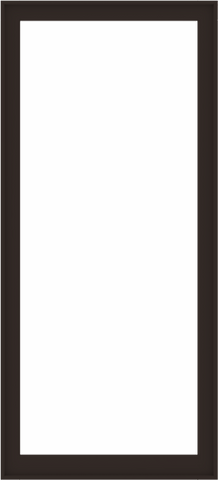 WDMA 44x96 (43.5 x 95.5 inch) Composite Wood Aluminum-Clad Picture Window without Grids-6