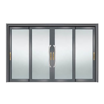 48 inches exterior doors / 3 panel sliding glass door / folding patio doors prices on China WDMA
