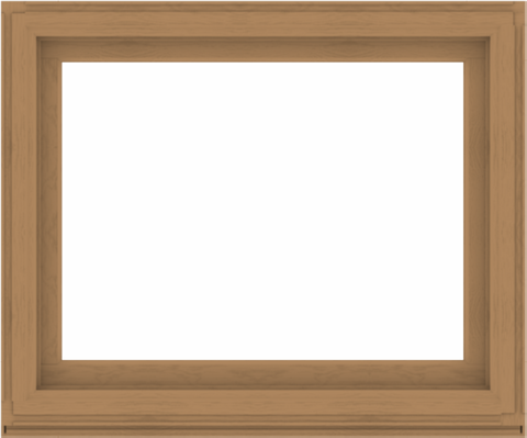 WDMA 48x40 (47.5 x 39.5 inch) Composite Wood Aluminum-Clad Picture Window without Grids-1