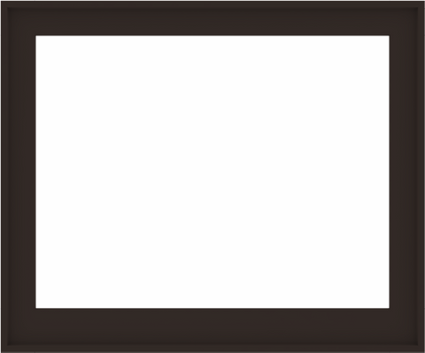 WDMA 48x40 (47.5 x 39.5 inch) Composite Wood Aluminum-Clad Picture Window without Grids-6