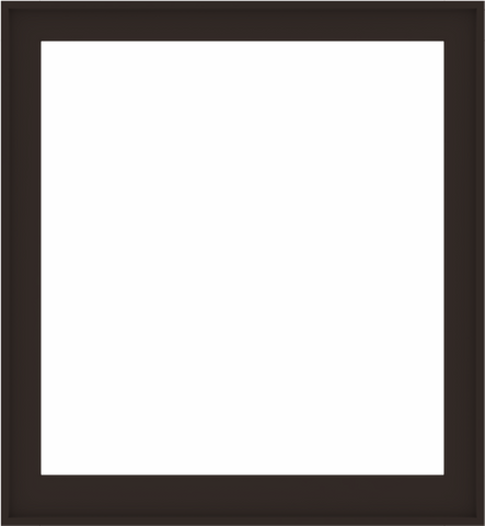 WDMA 48x52 (47.5 x 51.5 inch) Composite Wood Aluminum-Clad Picture Window without Grids-6