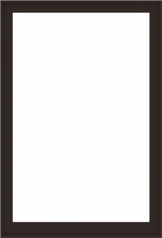 WDMA 52x76 (51.5 x 75.5 inch) Composite Wood Aluminum-Clad Picture Window without Grids-6