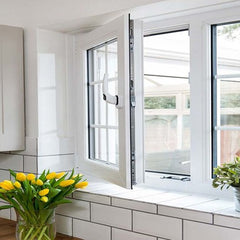 60 series windows and doors vertical sliding window low price on China WDMA