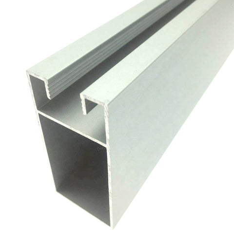 6000 Series 6063 Aluminum Alloy profile for windows and doors on China WDMA