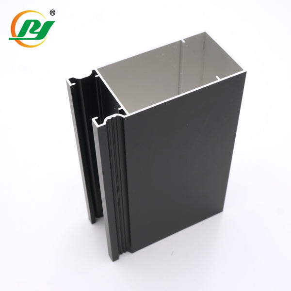 6063 Alloy Aluminum Profile for doors and windows installation on China WDMA