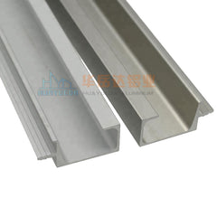 6063 T5 Aluminum alloy gold color Bottom Track Sliding Door Profiles on China WDMA