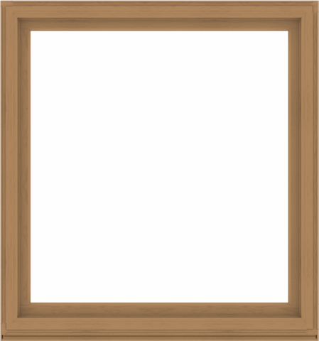 WDMA 60x64 (59.5 x 63.5 inch) Composite Wood Aluminum-Clad Picture Window without Grids-1