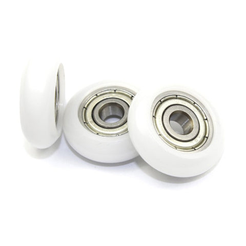 625zz ball bearing shower sliding door roller for shower screens on China WDMA