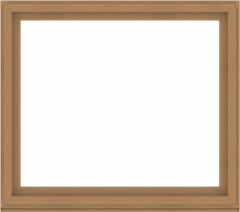 WDMA 68x60 (67.5 x 59.5 inch) Composite Wood Aluminum-Clad Picture Window without Grids-1