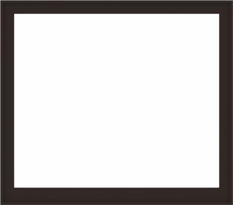 WDMA 68x60 (67.5 x 59.5 inch) Composite Wood Aluminum-Clad Picture Window without Grids-6