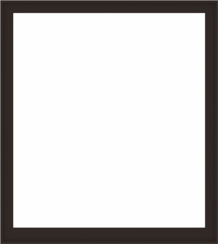 WDMA 68x76 (67.5 x 75.5 inch) Composite Wood Aluminum-Clad Picture Window without Grids-6