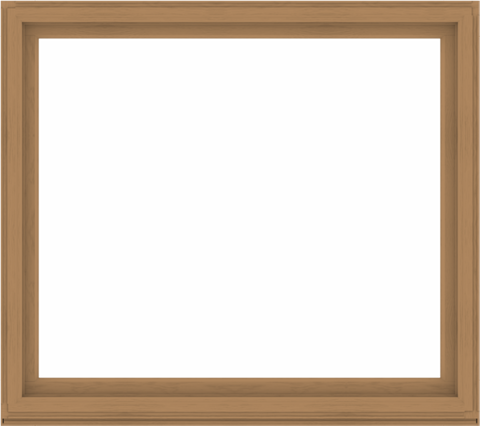 WDMA 72x64 (71.5 x 63.5 inch) Composite Wood Aluminum-Clad Picture Window without Grids-1