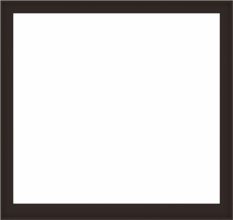 WDMA 72x68 (71.5 x 67.5 inch) Composite Wood Aluminum-Clad Picture Window without Grids-6