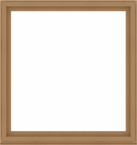 WDMA 72x76 (71.5 x 75.5 inch) Composite Wood Aluminum-Clad Picture Window without Grids-1