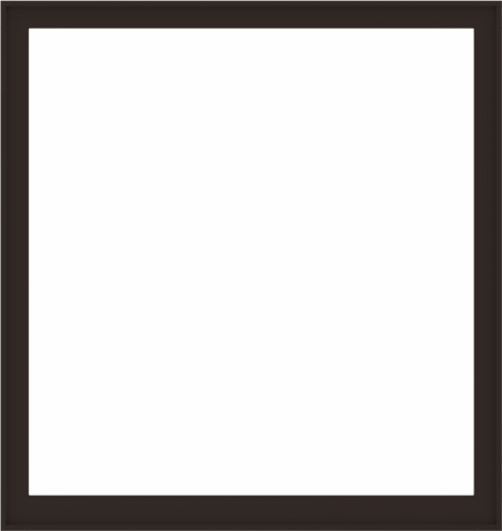 WDMA 72x76 (71.5 x 75.5 inch) Composite Wood Aluminum-Clad Picture Window without Grids-6